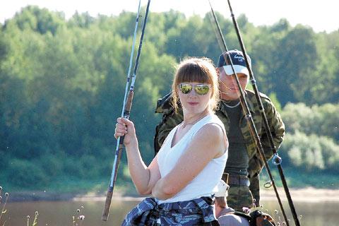 Турист-Охотник-Рыболов - Страница 2 Blesna2013