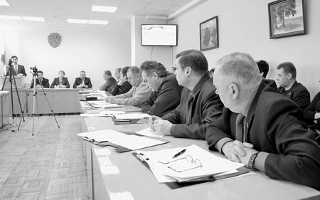 Доклад Главного врача Слободской ЦРБ