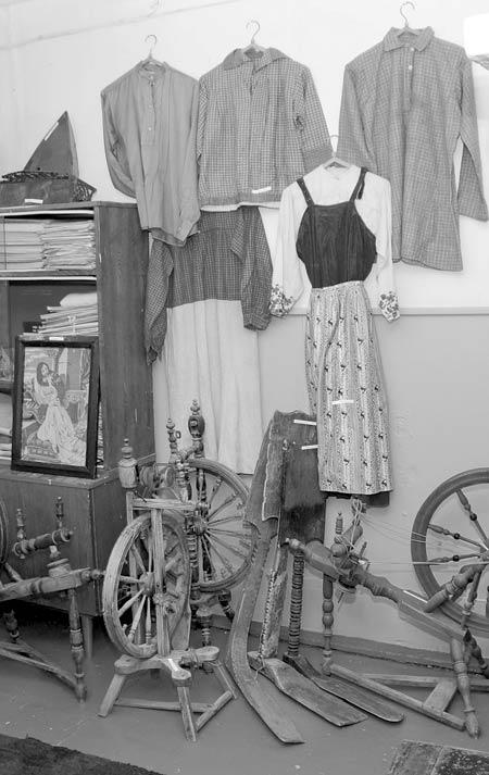 Экспонаты музея Сухоборской школы