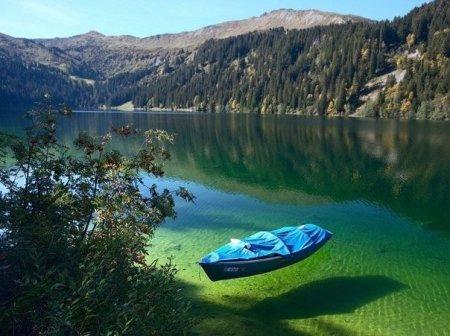 озера Тянь Шаня